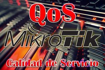 Calidad de servicio en Mikrotik