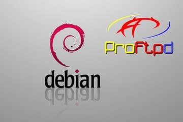 Servidor ProFTPD y enjaulamiento de usuarios